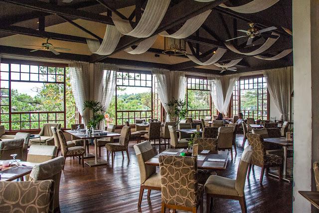 Of the philippines best restaurant interior designs